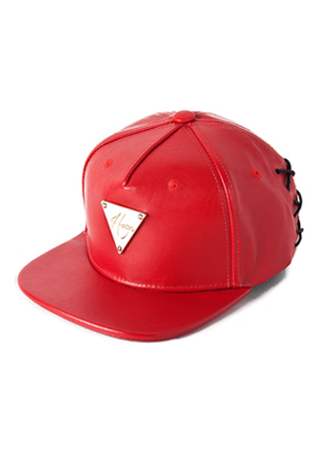 HATER헤이터 Glove Red Snapback