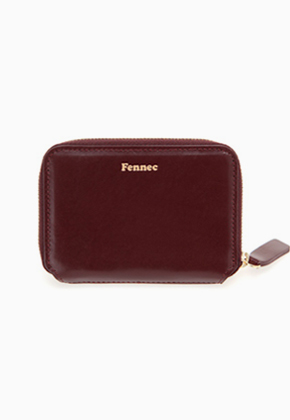 Fennec페넥 Mini pocket Wallet FMP004 Wine
