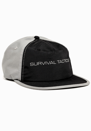 ICNY Tactics 5-Panel Ball Cap (Black)