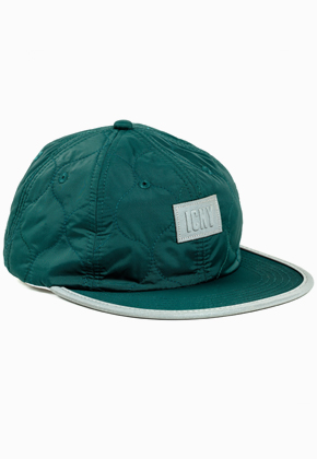 ICNY Shelter 6-Panel Ball Cap (Green)