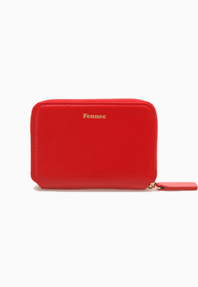 Fennec페넥 Mini Pocket Wallet FMP006 Red