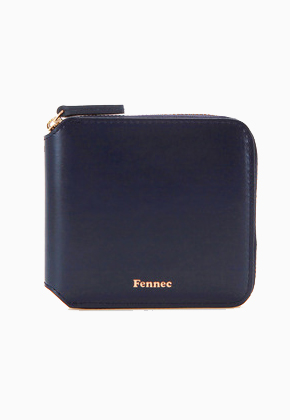 Fennec페넥 Zipper Wallet FZW013 Navy