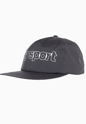 ICNY Sport Ball Cap (Black)