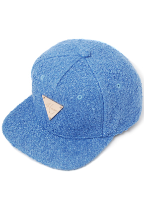 HATER헤이터 Boucle Strapback Blue