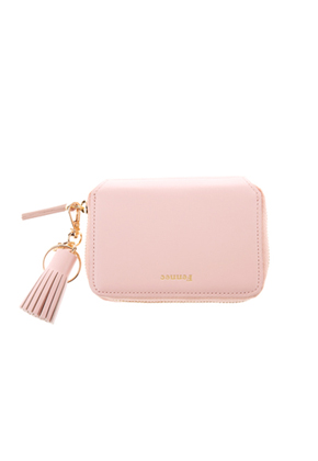 Fennec페넥 Mini Pocket Wallet Light Pink