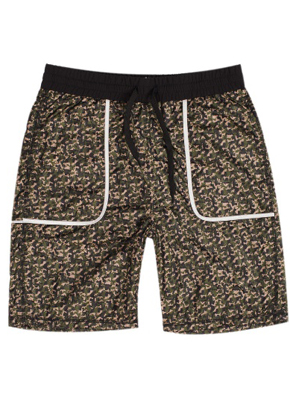 ICNY Superdot Reflective Shorts Camo