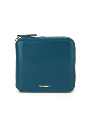 Fennec페넥 Zipper Wallet See Green