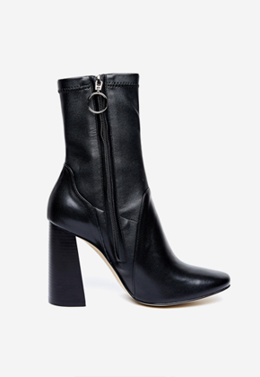 Anderssonbell앤더슨벨 London O Ring Boots aaa032 Black