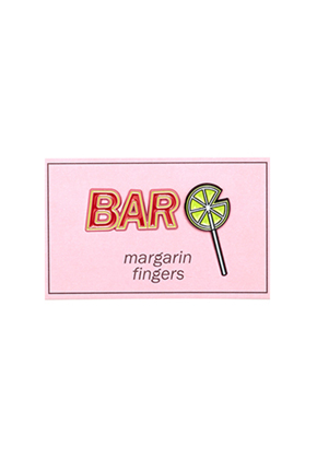 Margarin Fingers마가린핑거스 Bar Lemon Pin