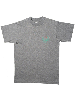 Needlework니들워크 Palm Beach T- Shirts Heather Gray