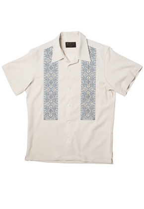 Needlework니들워크 Native Embroidery Shirts