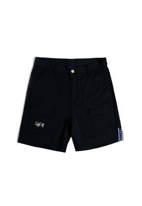 Romantic Crown로맨틱크라운 Double pocket shorts_Navy