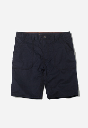 FRIZMWORKS프리즘웍스 Fluffy Fatigue Short Navy