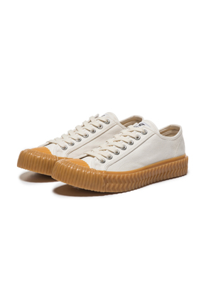 Excelsior엑셀시오르 Bolt Lo CS_M6017CV Steam White/Gum