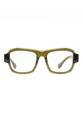 Double Lovers더블러버스 JULU[ZOO-loo] (KHAKI OPTICAL)