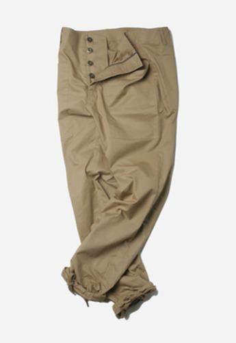 FRIZMWORKS프리즘웍스 Jungle fatigue pants_beige
