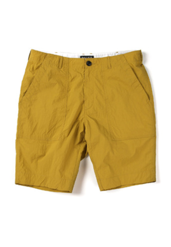 Ballute발루트 SIGNATURE FATIGUE SHORTS (MUSTARD)