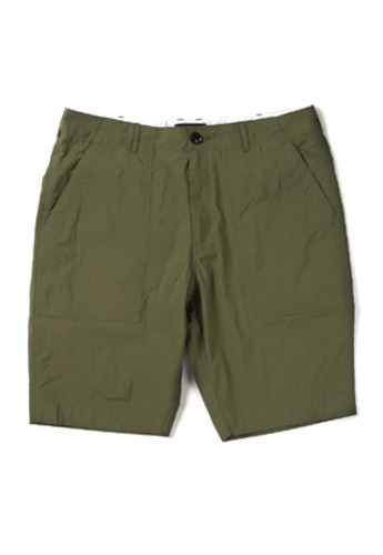 Ballute발루트 SIGNATURE FATIGUE SHORTS (olive)