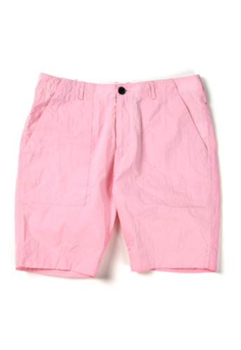 Ballute발루트 SIGNATURE FATIGUE SHORTS (indi pink)