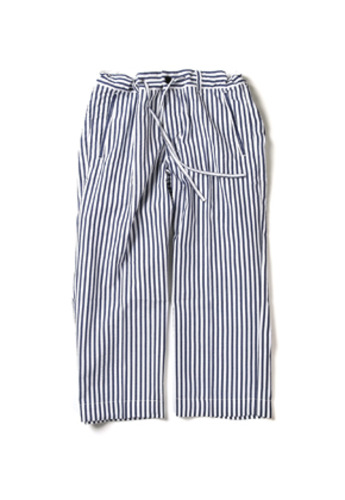 Ballute발루트 WIDE STRING PANTS (STRIPE)