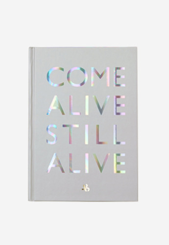 Anderssonbell앤더슨벨 COME ALIVE STILL ALIVE Note aaa051u Grey