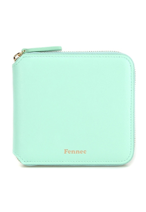 Fennec페넥 Zipper Wallet  Minty Mint