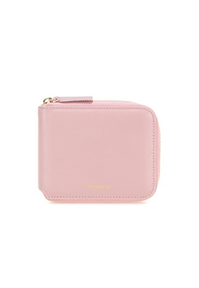 Fennec페넥 Mini Zipper Wallet  Light Pink