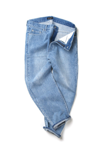 Ballute발루트 SIGNATURE DENIM PANTS (SUMMER WASHING)