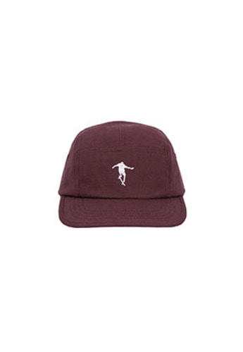 SANDPIPER샌드파이퍼 SKATE CAMP CAP BURGUNDY