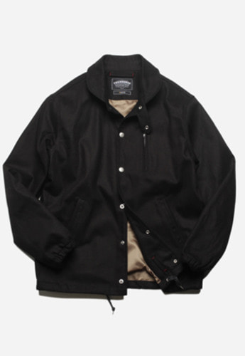 FRIZMWORKS프리즘웍스 David coach jacket black