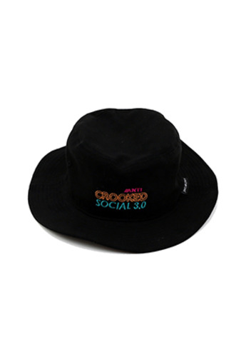 A Piece Of Cake어피스오브케이크 ACS3.0 Bucket Hat_Black