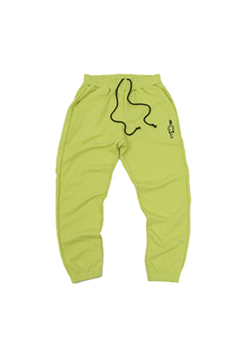A Piece Of Cake어피스오브케이크 ACS3.0 Track Pants_Lime