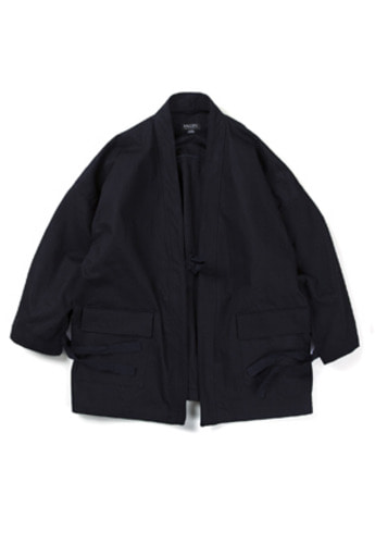 Ballute발루트 U.S.N SALVAGE ROBE JACKET (NAVY)
