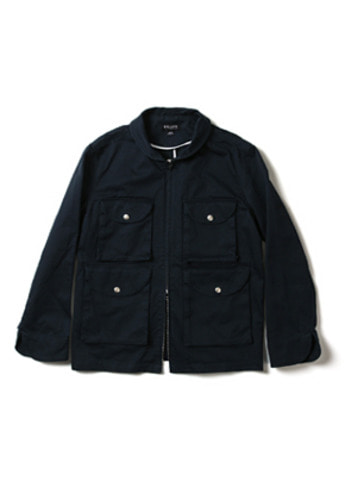 Ballute발루트 4POCKET FLIGHT JACKET (NAVY)