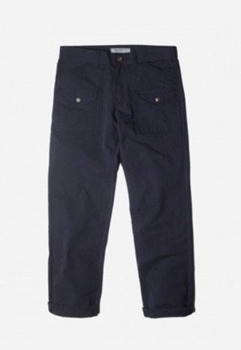 FRIZMWORKS프리즘웍스 MIL SNAP FATIGUE PANTS NAVY