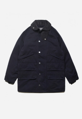 FRIZMWORKS프리즘웍스 Traveler hunting jacket_navy