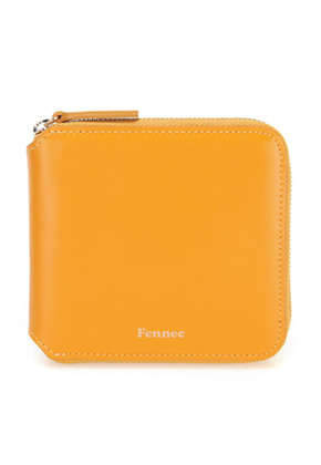 Fennec페넥 ZIPPER WALLET MANDARIN