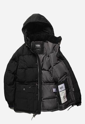 FRIZMWORKS프리즘웍스 Karakoram down parka _ black