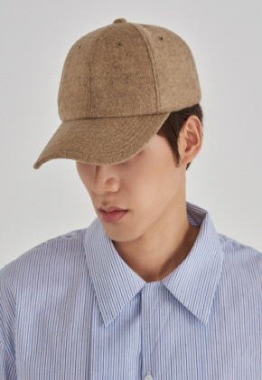 STU에스티유 STU WOOL BALL CAP
