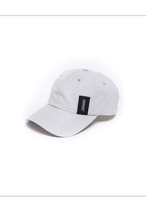 HANAH하나 HANAH LOGO CAP(LIGHT GRAY)