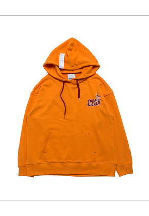 HANAH하나 SPLASH HOODIE(ORANGE)