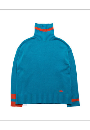 HANAH하나 HANAH LOGO KNIT(MINT)