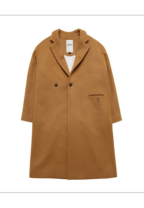 HANAH하나 HEAVY WOOL COAT(CAMEL)