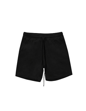 011 Towel Lounge Shorts (black)