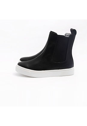Fellas 1932펠라스 Chelsea Sneakers WOMEN  Black