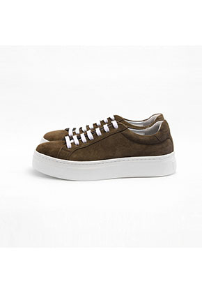 Fellas 1932펠라스 De Gas Suede WOMEN  Olive