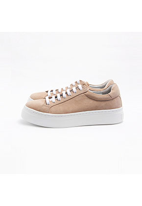 Fellas 1932펠라스 De Gas Suede WOMEN Indian Pink