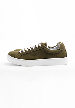 Fellas 1932펠라스 De Gas Suede MEN / Olive