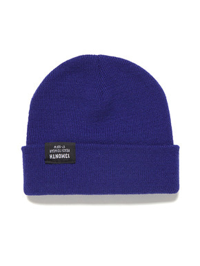 13Month써틴먼스 VIVID WATCH CAP (BLUE)