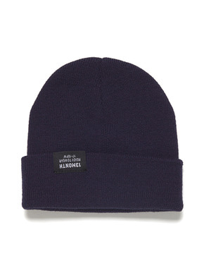 13Month써틴먼스 VIVID WATCH CAP (NAVY)